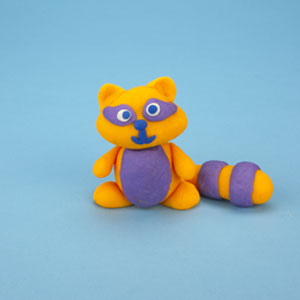 PLAY-DOH Raccoon